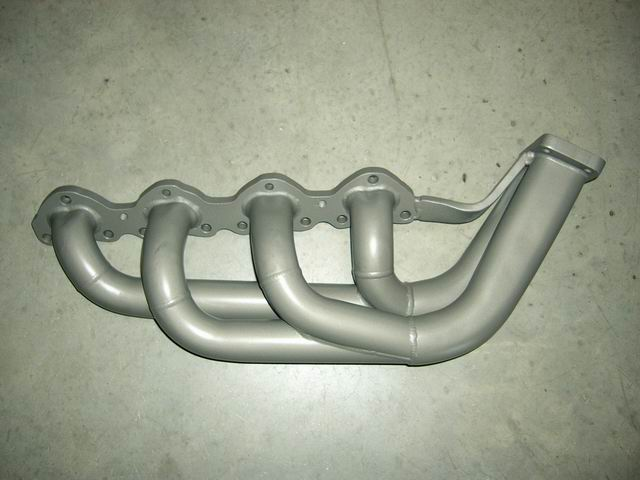 Exhaust parts for 4-Cyl and V8 E